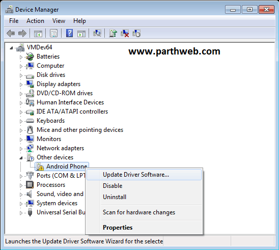 Device Manager PC | Android