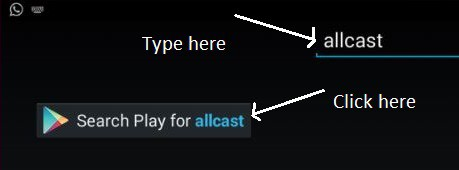 allcast android