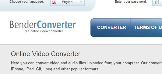 benderconverter youtube to wav