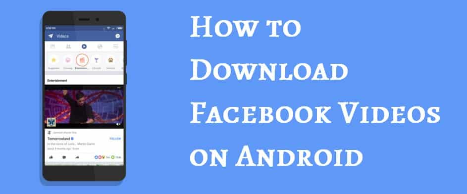 how to download videos on android