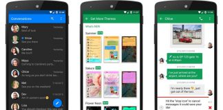 best sms apps for android