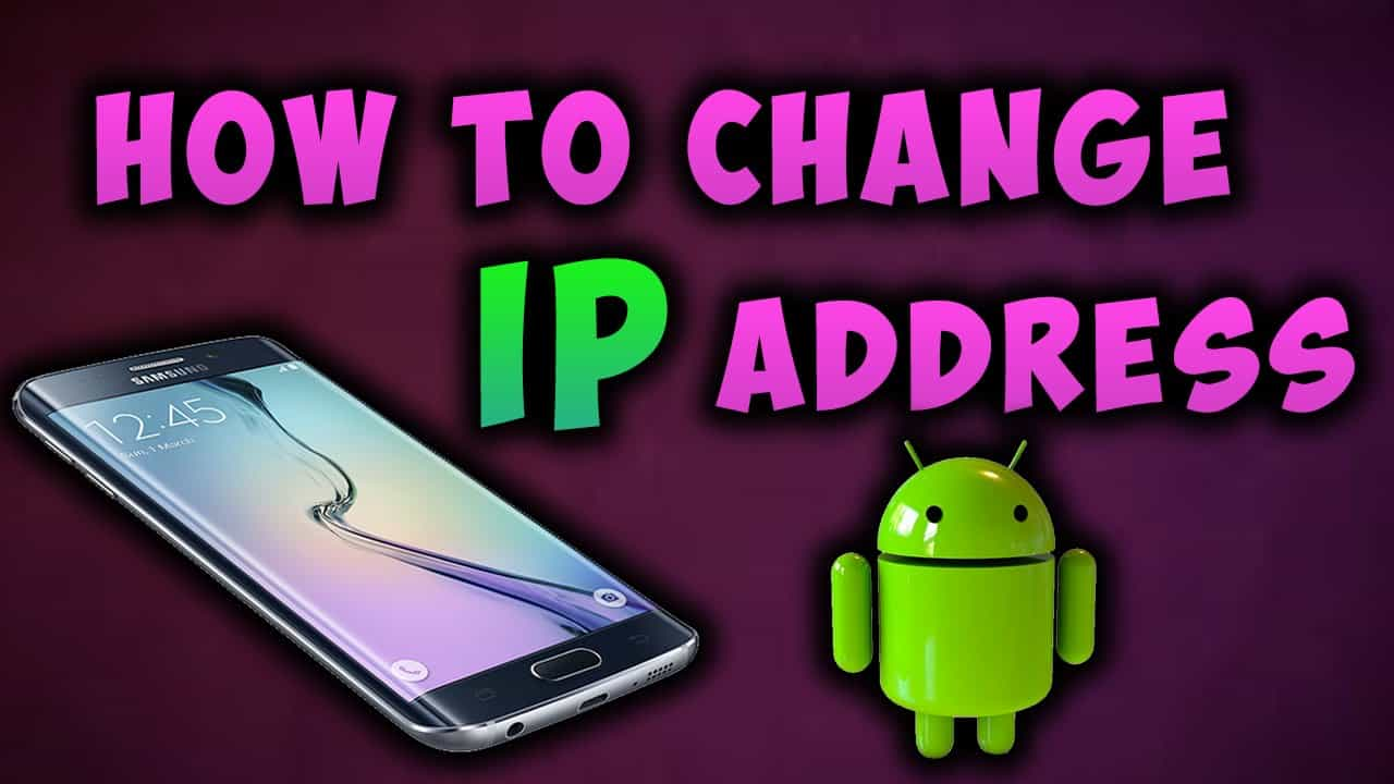 how to change your mobile ip address