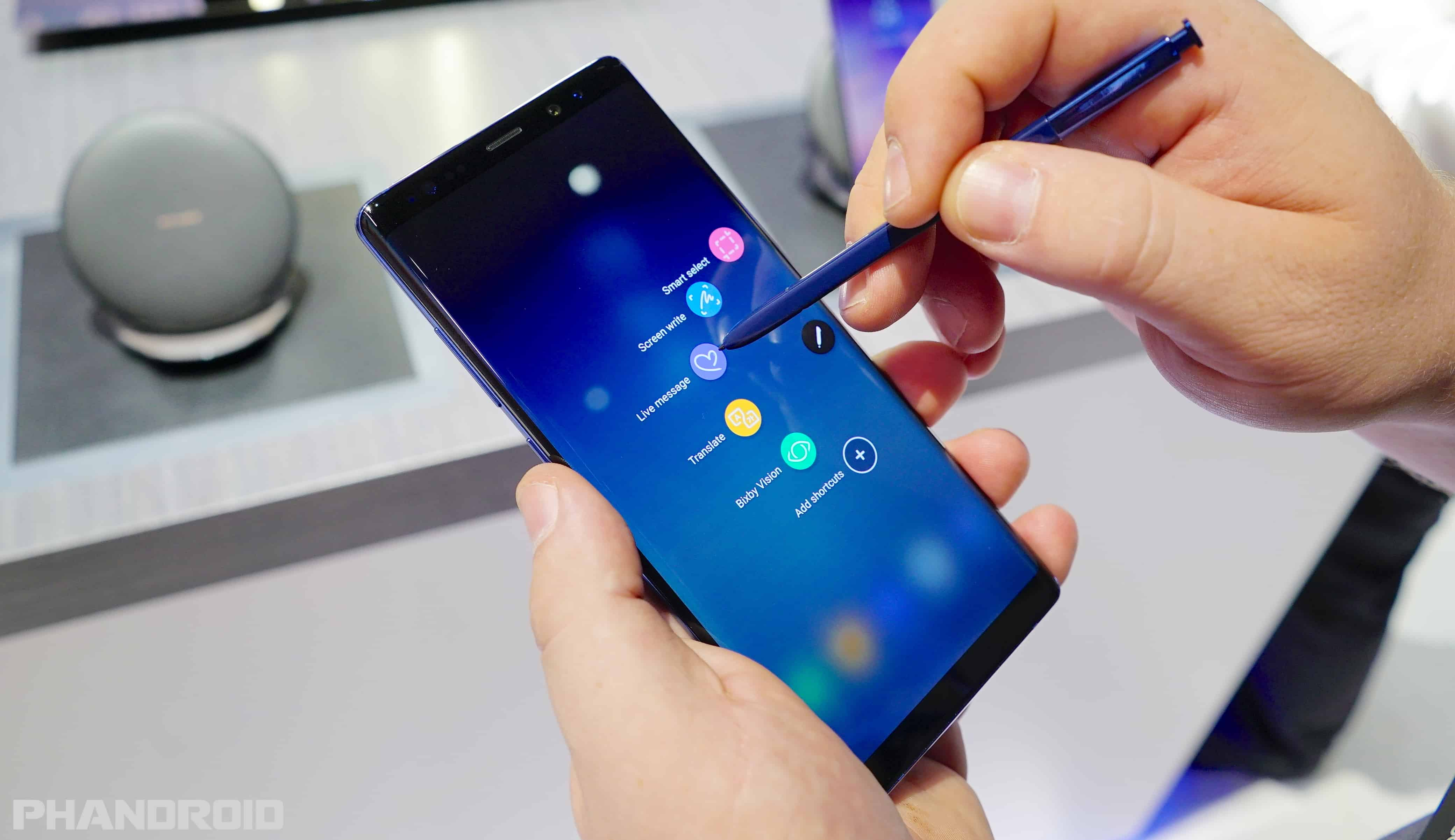 10 best samsung s pen apps for your galaxy note 8 - Samsung dive app ...