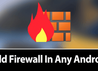 firewall for android