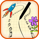 Scribble Racer for android