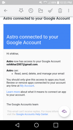 email apps for android, email apps, email app alternative for android
