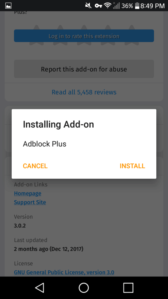 ad-blocking, block in-app ads, in-app ads
