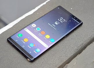 speed up galaxy note 8