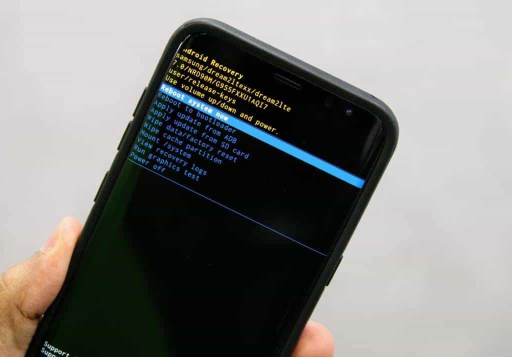 install Android Oreo on the Exynos Samsung Galaxy Note 8
