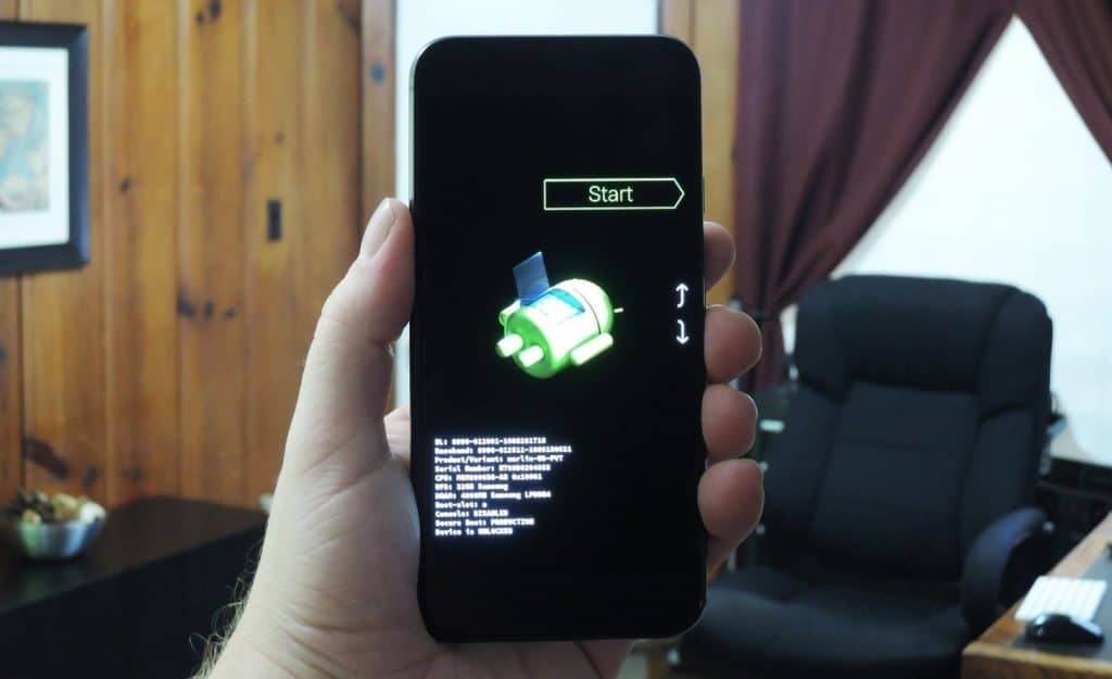 Create And Restore Nandroid Backup Using TWRP