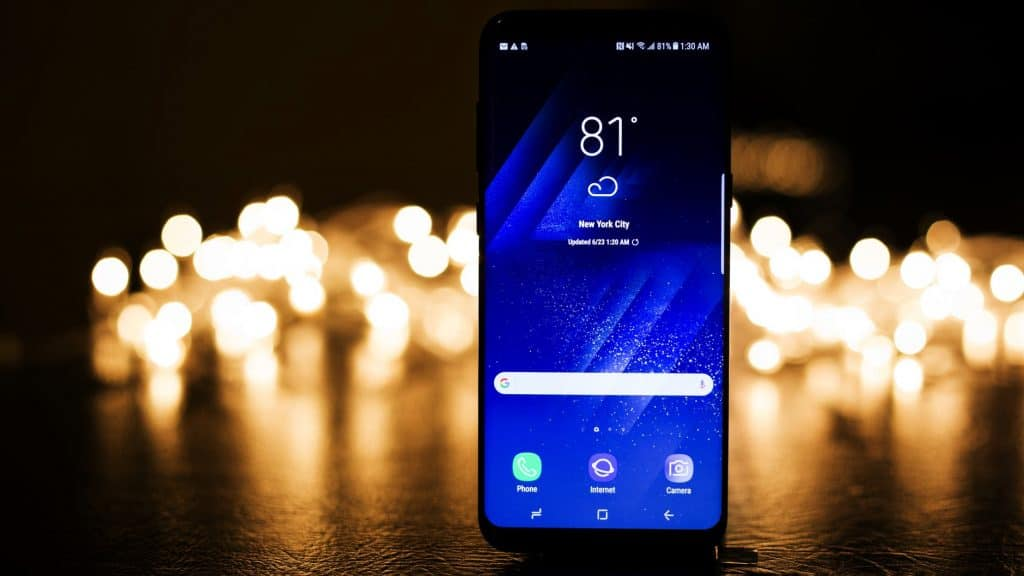 Android Oreo for Galaxy S8 or S8+