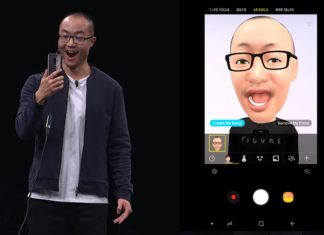 AR Stickers, Google Pixel AR Stickers on Galaxy S9 or S9 Plus